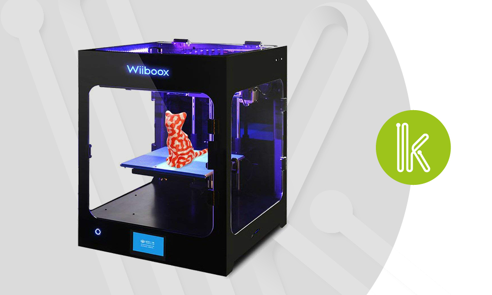 Wiiboox state-of-the-art 3D printing: creating tomorrow today