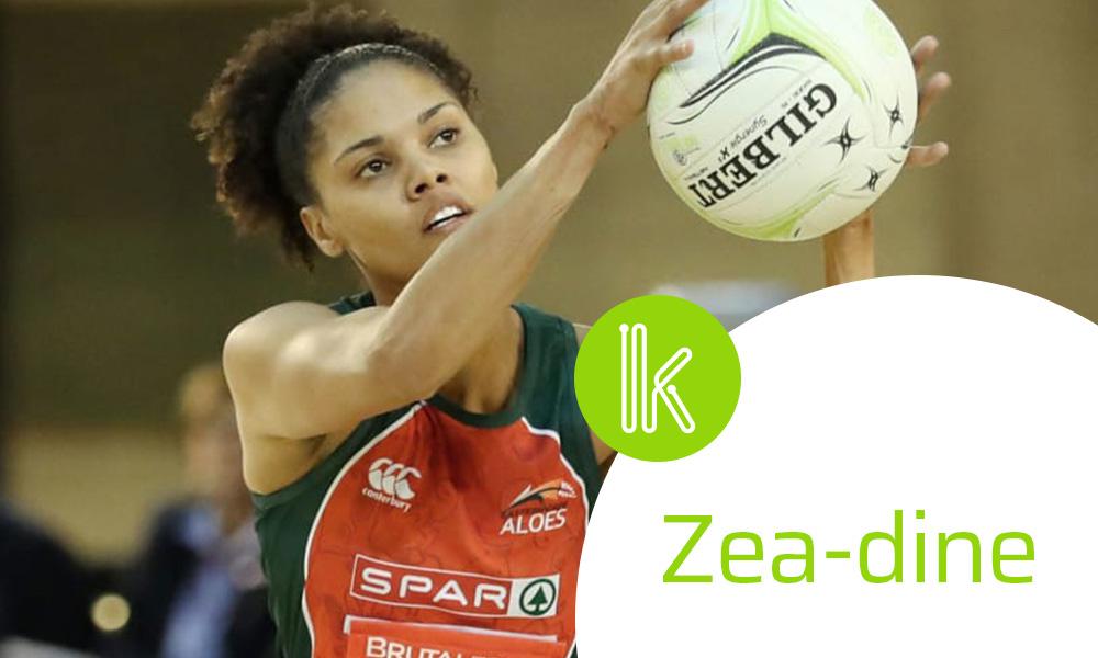 Zea-dine January - Kemtek PE sales representative