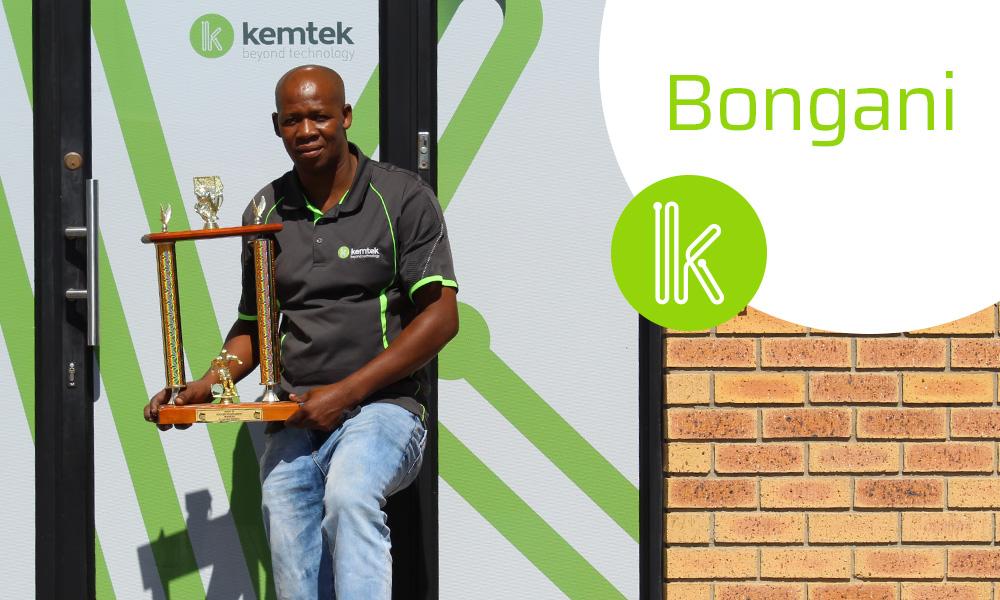 Bongani Dayimani - Kemtek PE staff